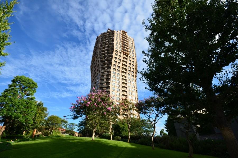 Motoazabu Hills Forest Tower