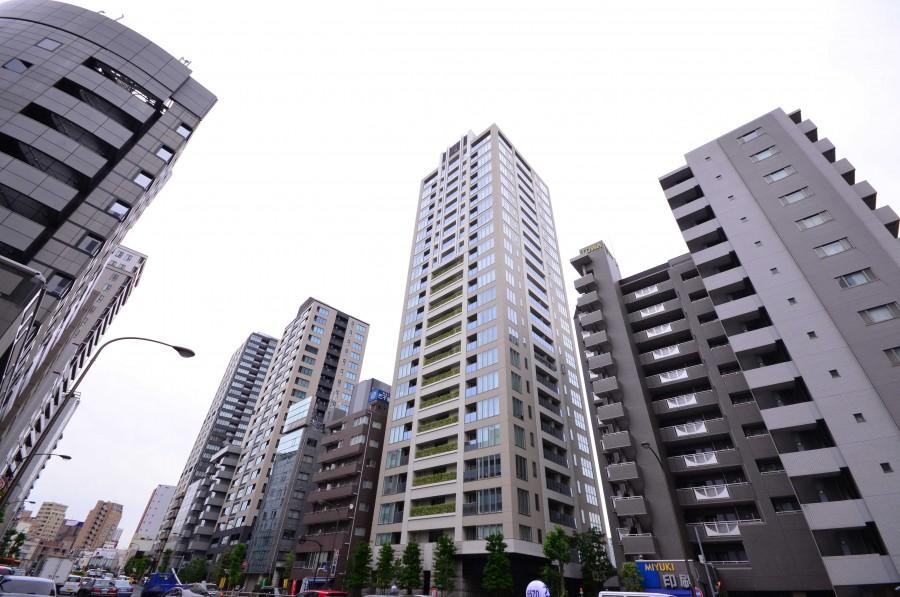 Proud Tower Takanawadai