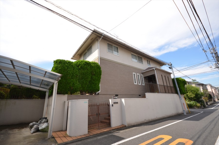 Kakinokizaka House