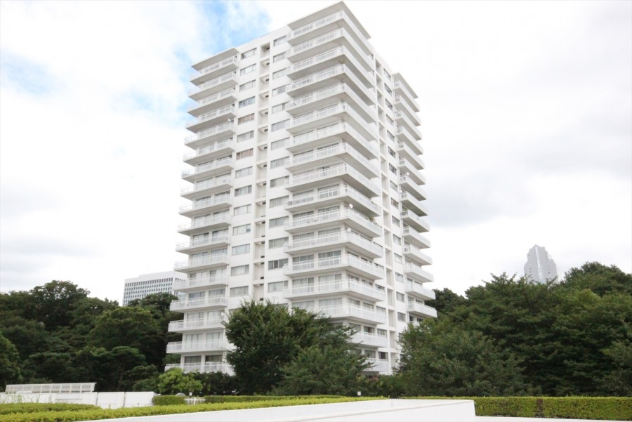 Mita Tsunamachi Park Mansion