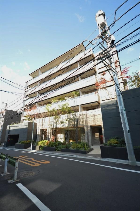The Park House Nishi-Azabu Kasumichou