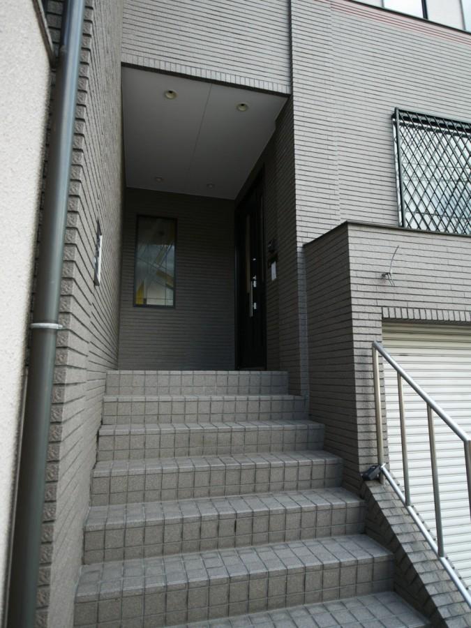 Shirokanedai  House
