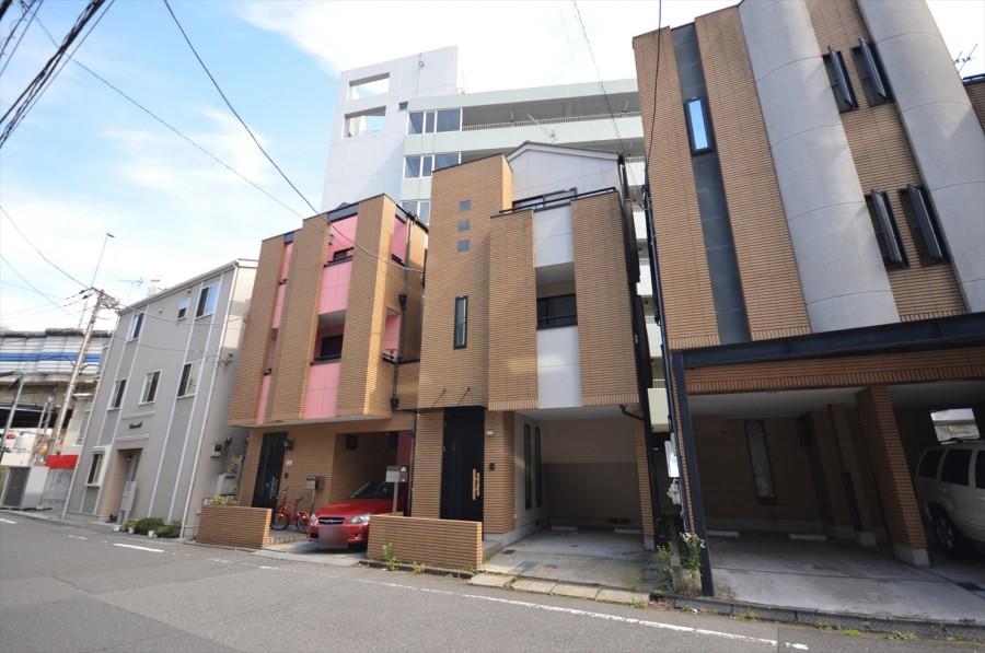 Kamioosaki 2 Cho-me House